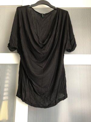 Tshirt Benetton L schwarz
