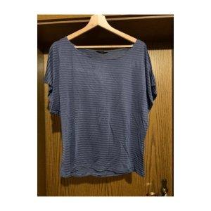 Tshirt blaugestreift