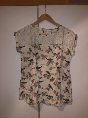 Tshirt Bluse mit Print