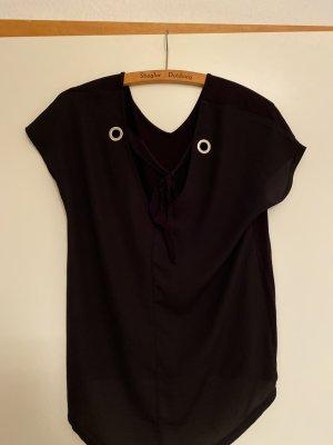 Tshirt Bluse mit Rückendetail