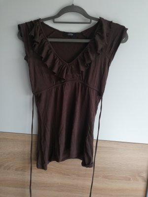 Tshirt braun 36