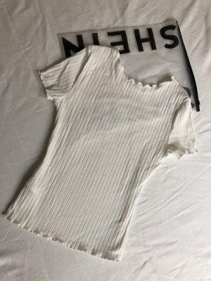 SheIn Geribd shirt veelkleurig