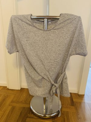 About You T-shirt blanc-gris
