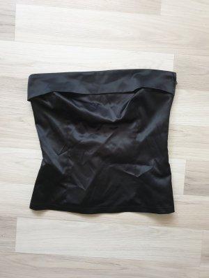 Sonja Kiefer Top épaules dénudées noir