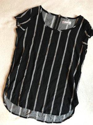 Colloseum T-shirt nero-bianco