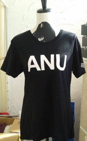 Tshirt, Gr. 40, schwarz