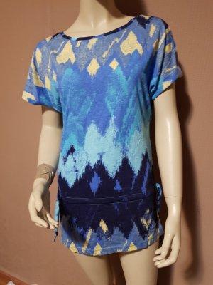Tshirt in blauen Tönen NEU Gr. 32