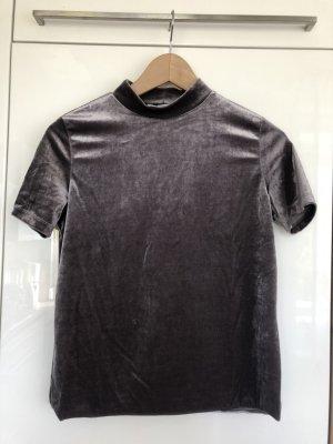 Tshirt in Samtoptik