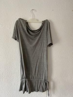 Haut long gris clair