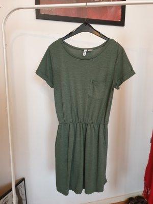 Tshirt Kleid mit Taschen