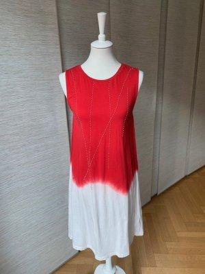 Tshirt Kleid von Replay, Batik Detail und Metallnieten