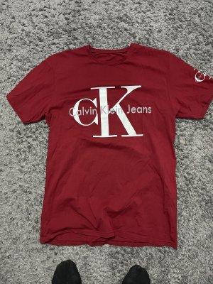 Calvin Klein Jeans T-shirt veelkleurig