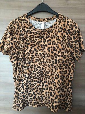 Tshirt leoprint