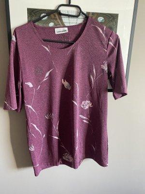 Tshirt lila M 38 Gerry Weber