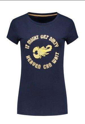 Nikkie T-shirt donkerblauw