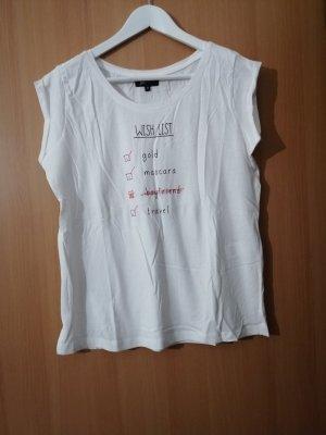 Tshirt mit Aufdruck