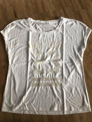 Tshirt mit Aufdruck, Jacqueline de Yong, Größe S