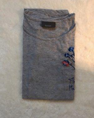 C&A T-Shirt slate-gray-azure