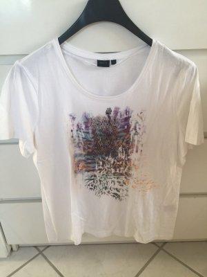 Tshirt mit buntem Print