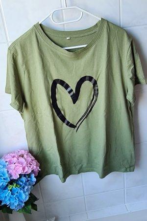 Tshirt mit Herz