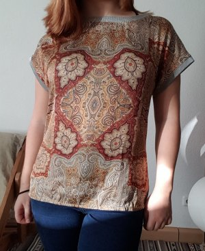 Tshirt mit Paisleymuster