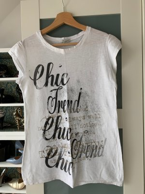 Tshirt mit print von joie clair in 36