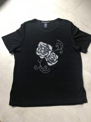 Citiknits Koszulka z nadrukiem czarny-szary