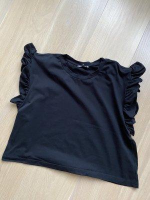 Tshirt mit Volants