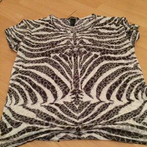 Tshirt mit Zebra print