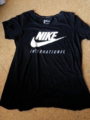 Nike Lang shirt zwart