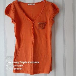 Tshirt, orange, 36-38