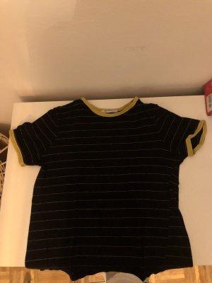 Tshirt schwarz gelb gestreift