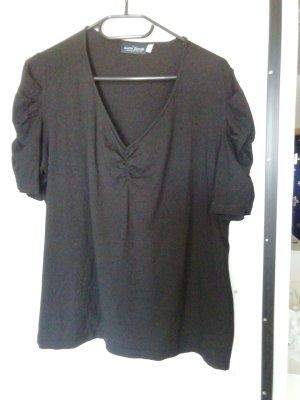 tshirt schwarz in L