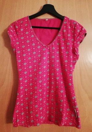 Blutsschwester T-shirt col en V multicolore