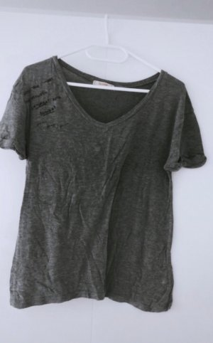 Tshirt shirt top oberteil tank top bluse hemd stickerei