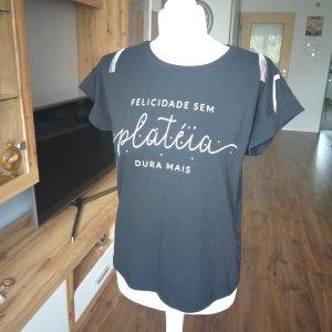 timiami Print Shirt black