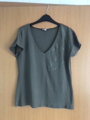 123 Paris T-shirt khaki