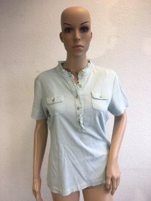 Tshirt von Bognerin Blas Türkis Farbe (Nr. 11)