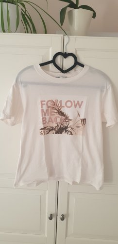 tshirt von pull and bear