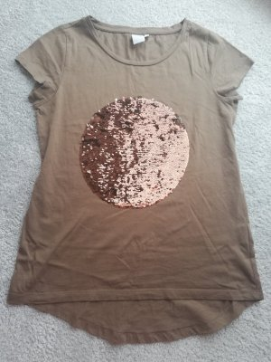 Sir Oliver T-Shirt bronze-colored-grey brown