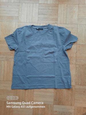 Zara T-shirt gris