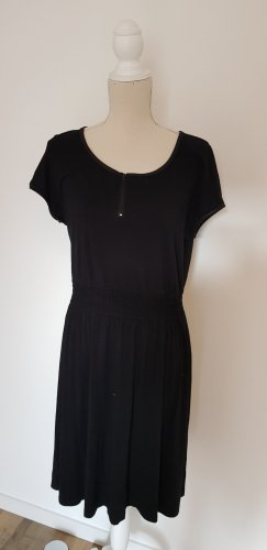 Even & Odd Shortsleeve Dress black