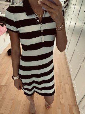Tshirtkleid mit Streifen