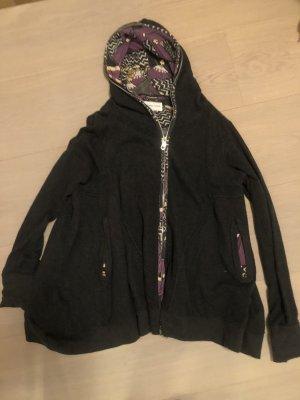Oversized Jacket anthracite