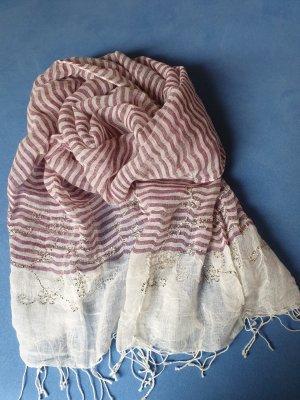Bonita Sjaal met franjes veelkleurig