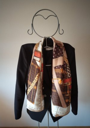 Silk Cloth multicolored viscose