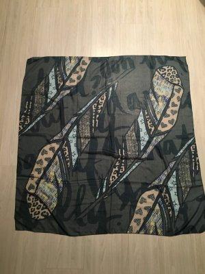 Tom Tailor Écharpe ronde multicolore tissu mixte