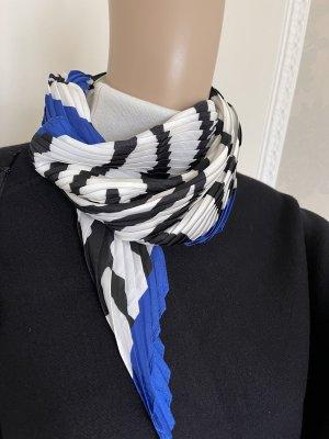 Silk Cloth black-blue