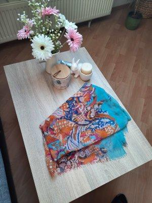 Deichmann Sjaal met franjes veelkleurig