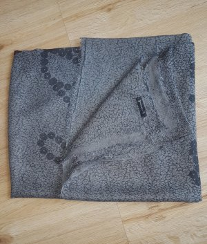 Armani Jeans Chal veraniego gris claro-gris antracita